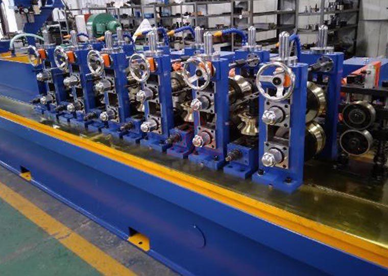 ZF32焊管生产线