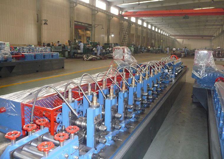 ZF76焊管生产线