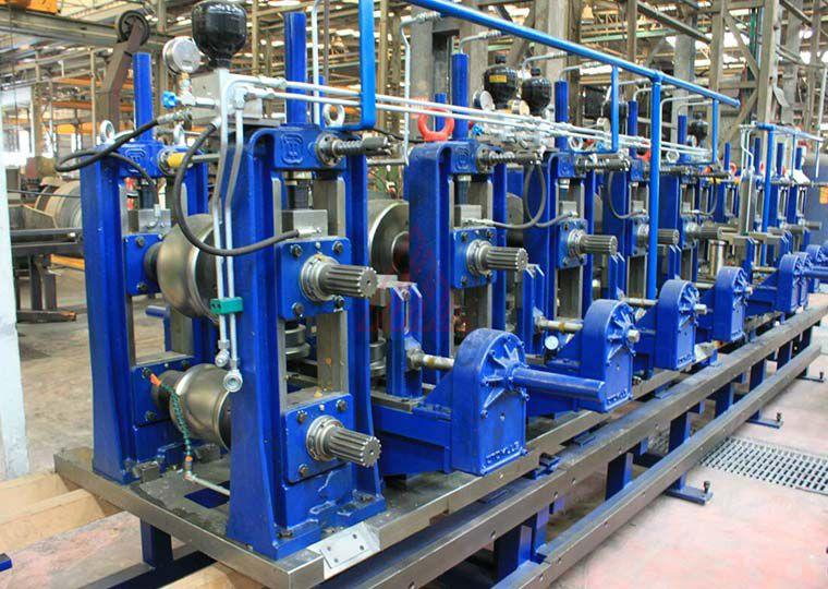 ZF89焊管生产线