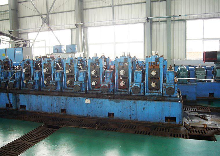 ZF114焊管生产线