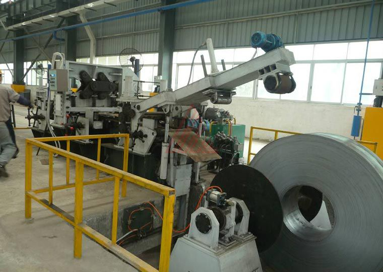 ZF165焊管生产线