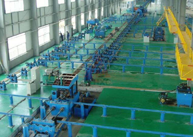 ZF219焊管生产线