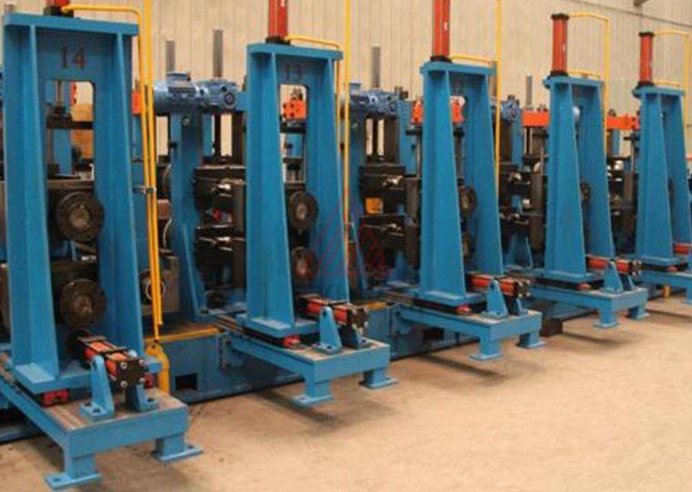 ZF273焊管生产线