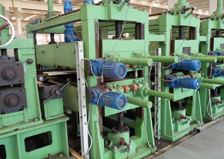 ZF325焊管生产线