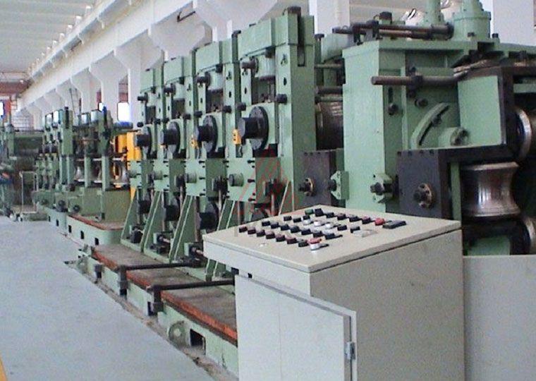 ZF508焊管生产线
