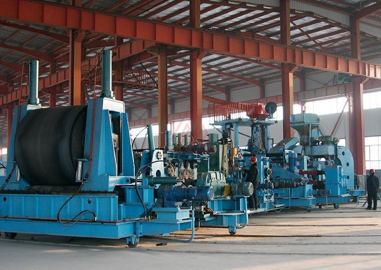 LH-2020螺旋焊管生产线