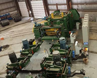 美国φ508-3200X25.4mm API螺焊机组